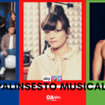 Rubrica, PALINSESTO MUSICALE: Sanremo Giovani, Carmen Consoli, Mahmood