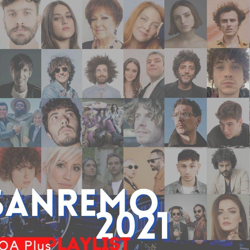 I 26 Big di Sanremo 2021, riascoltiamoli in una playlist