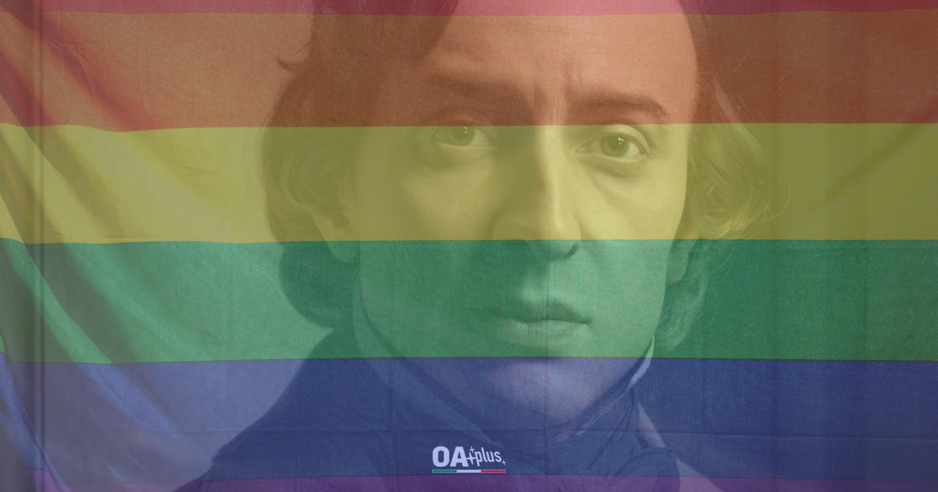Chopin: la sua omosessualità fa ancora paura