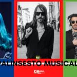 Rubrica, PALINSESTO MUSICALE: X Factor, Francesco Bianconi, Colapesce DiMartino
