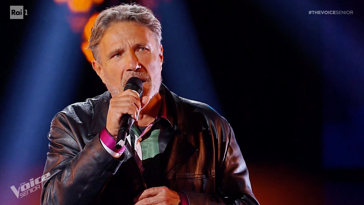 "Alan Farrington da The Voice Senior a ""Christmas Poker"""
