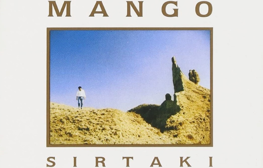 """""""Sirtaki"""": il sapore della libertà di Pino Mango"""