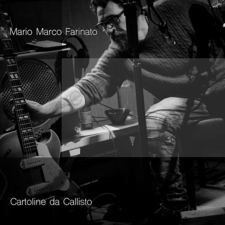 """Mario Marco Farinato: """"Cartoline da Callisto"""" arriveranno il 18 dicembre"""