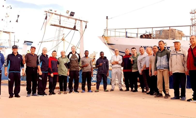 Liberati i pescatori prigionieri in Libia da oltre 100 giorni