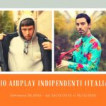 Classifica RADIO AIRPLAY Indipendenti Italiani, week 50. Diodato supera Gazzelle, Anna Tatangelo e Marco Carta risalgono