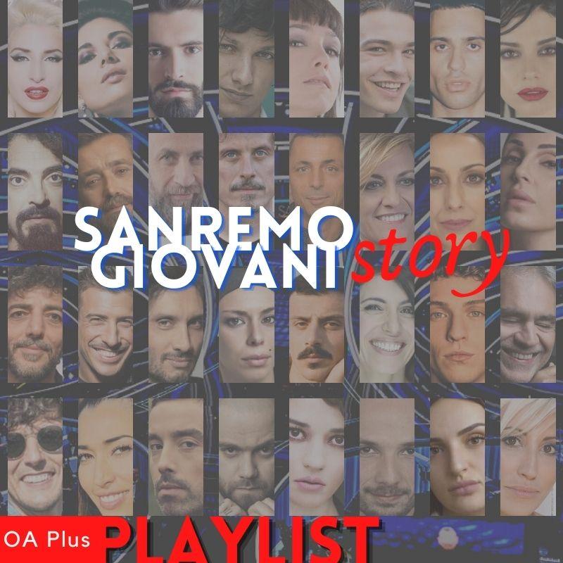 Sanremo Giovani Story. Una playlist per i talenti lanciati dal festival