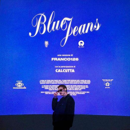 """Franco126 collabora con Calcutta nel suo nuovo singolo """"Blue Jeans"""""""