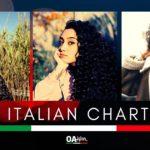 OA PLUS ITALIAN CHART (WEEK 43/2020): Sissi beata in vetta con Nervi e Naip