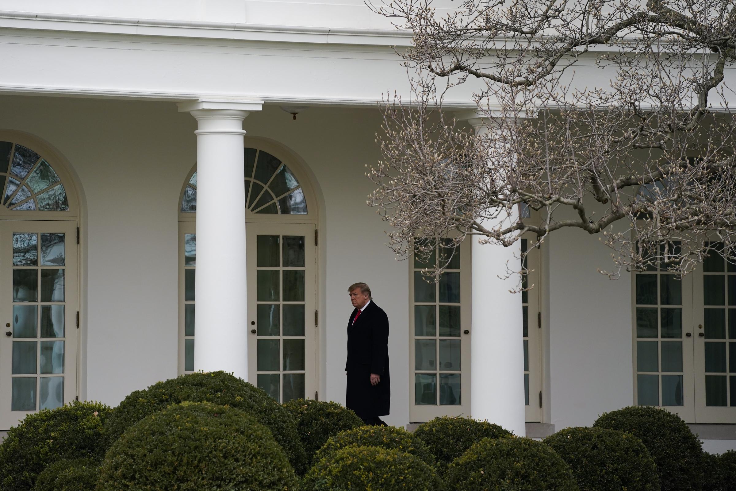 """Trump: assolto al processo di impeachment: """"Finita la caccia alle streghe"""""""