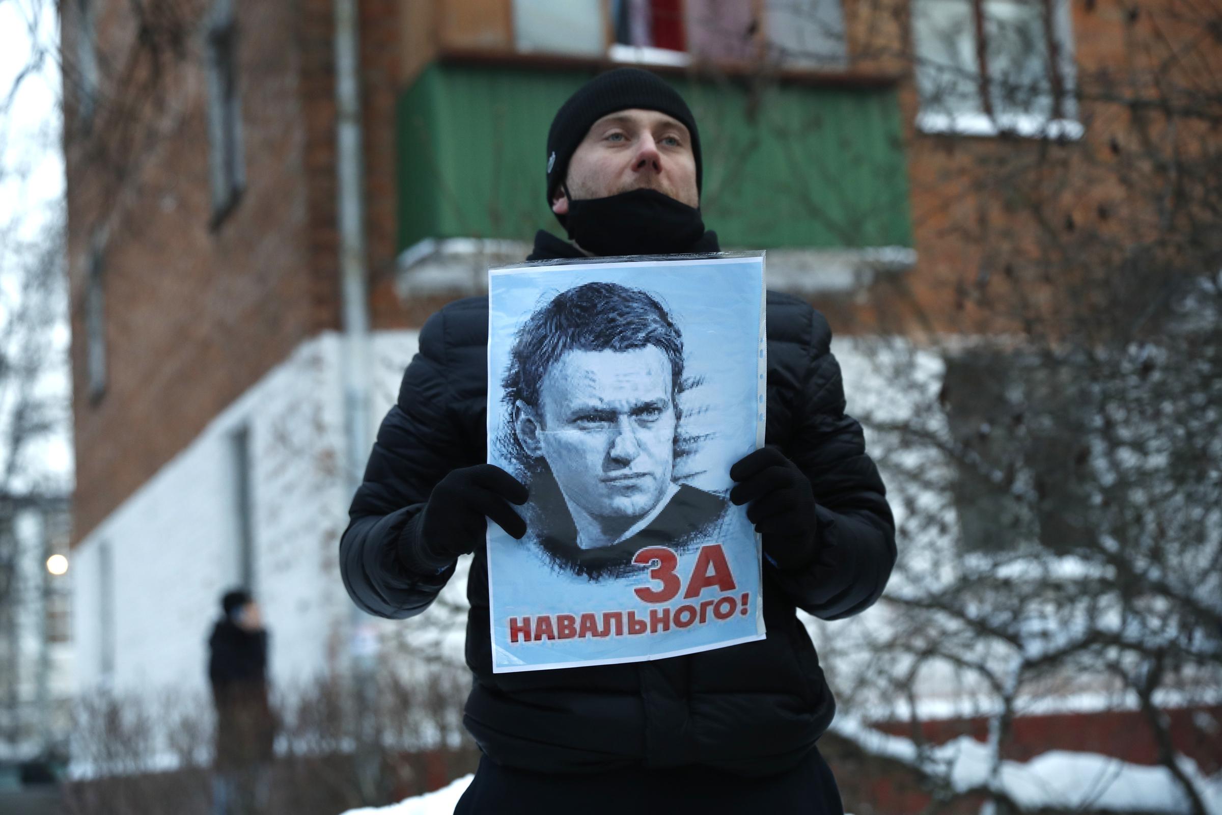 Navalny: proteste in tutta la Russia, 2.000 gli arresti