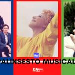 Rubrica, PALINSESTO MUSICALE: Lo Stato Sociale, Ornella Vanoni, Stefano Bollani