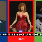 Rubrica, PALINSESTO MUSICALE: Lucio Leoni, Fiorella Mannoia, Franco Battiato