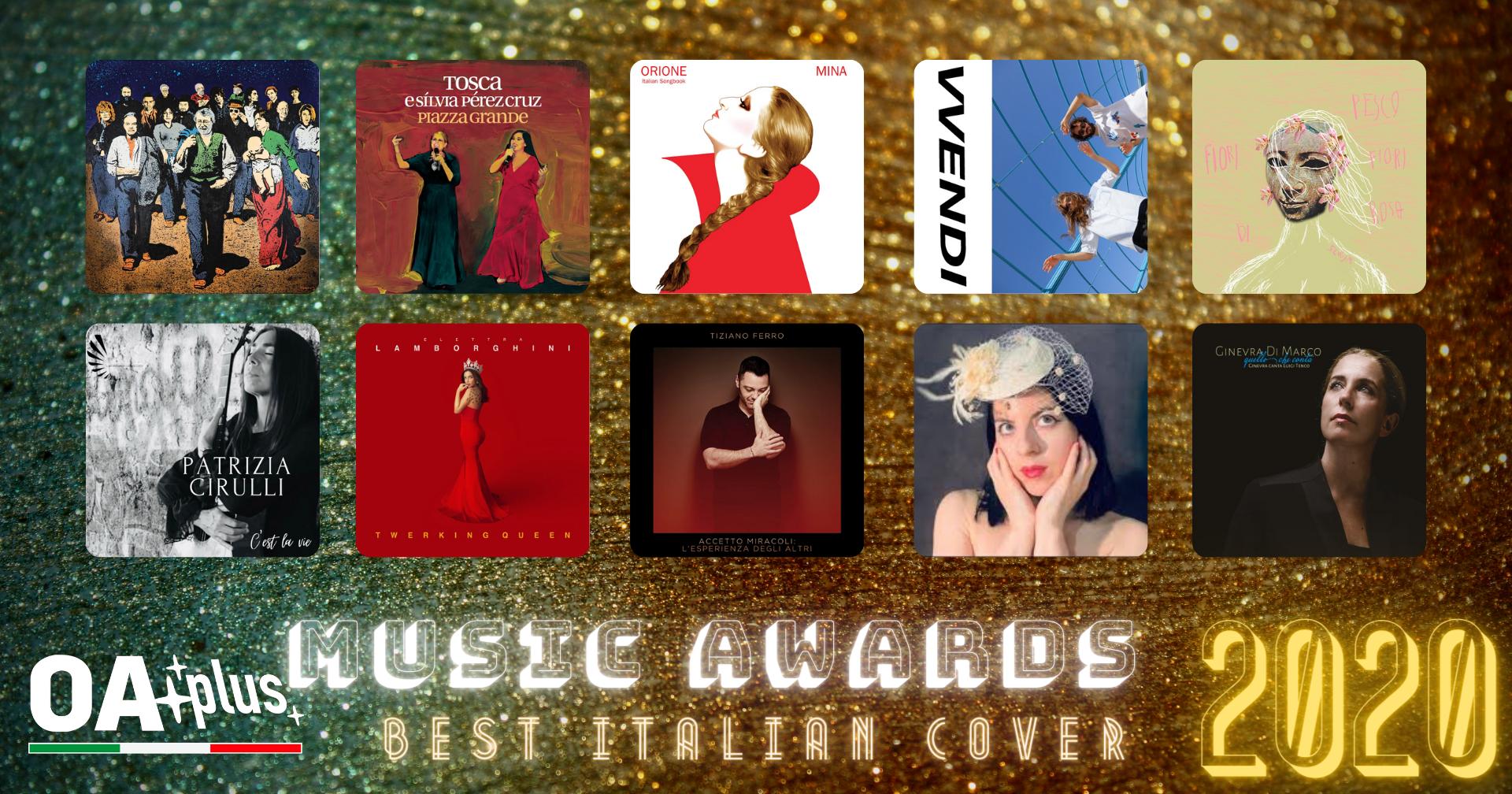 """OA PLUS MUSIC AWARDS 2020. Quali sono le """"Migliori Cover italiane"""" dell'anno? Vince Mahmood – ECCO LA TOP 10"""