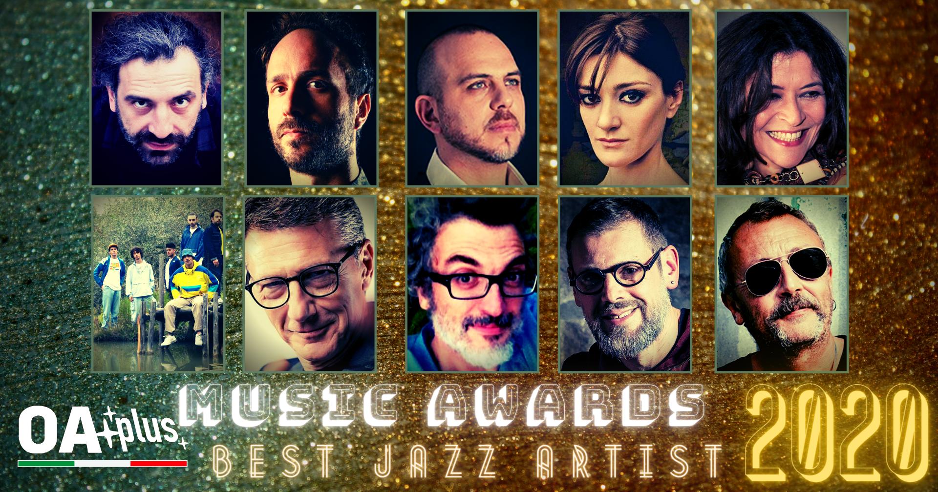 """OA PLUS MUSIC AWARDS 2020. Chi sono i """"Migliori Jazzisti"""" dell'anno? Vince Bollani – ECCO LA TOP 10"""