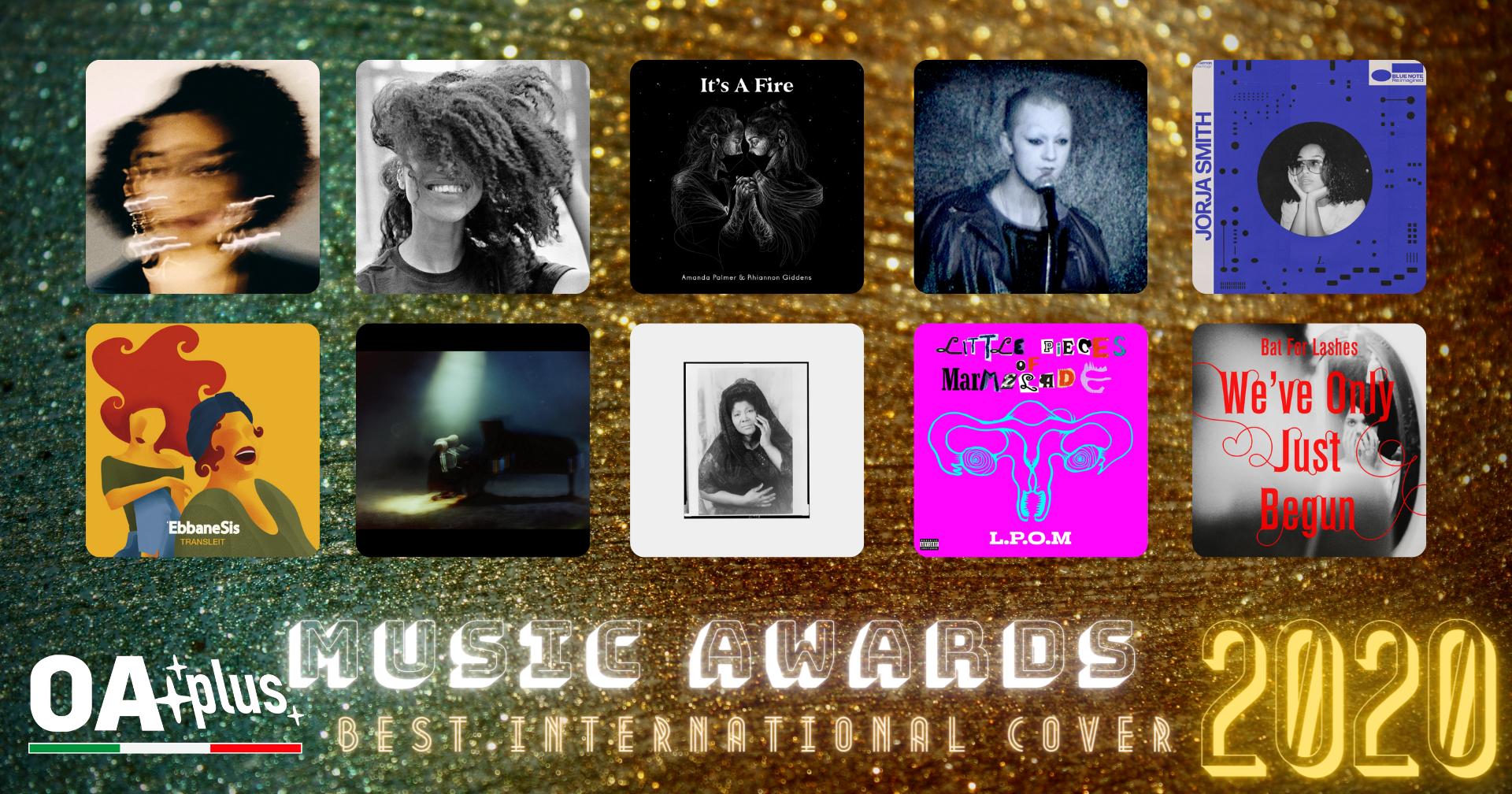 """OA PLUS MUSIC AWARDS 2020. Quali sono le """"Migliori Cover internazionali"""" dell'anno? Vince Celeste – ECCO LA TOP 10"""