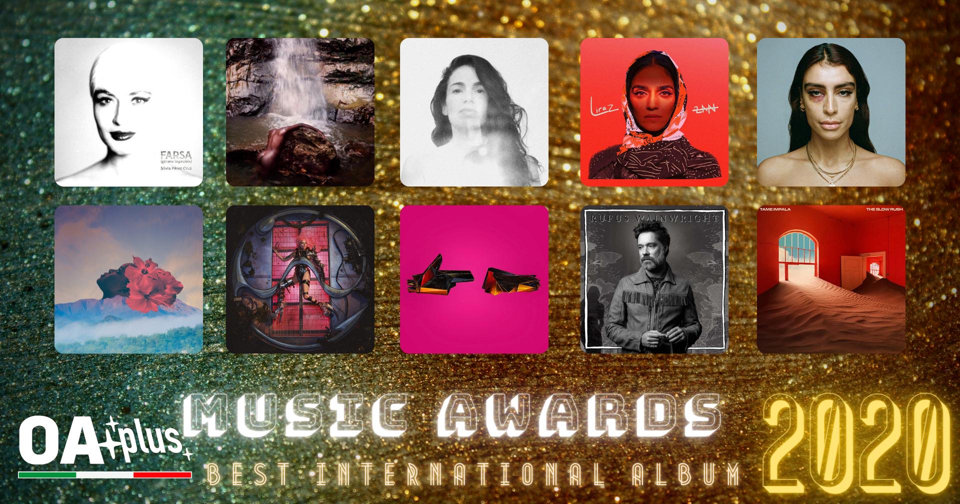 """OA PLUS MUSIC AWARDS 2020. Quali sono i """"Migliori Album Internazionali"""" dell'anno? Vince Silvia Pérez Cruz – ECCO LA TOP 10"""