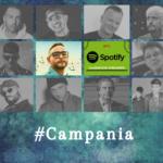 Cantanti della Campania più ascoltati su Spotify: Rocco Hunt batte tutti