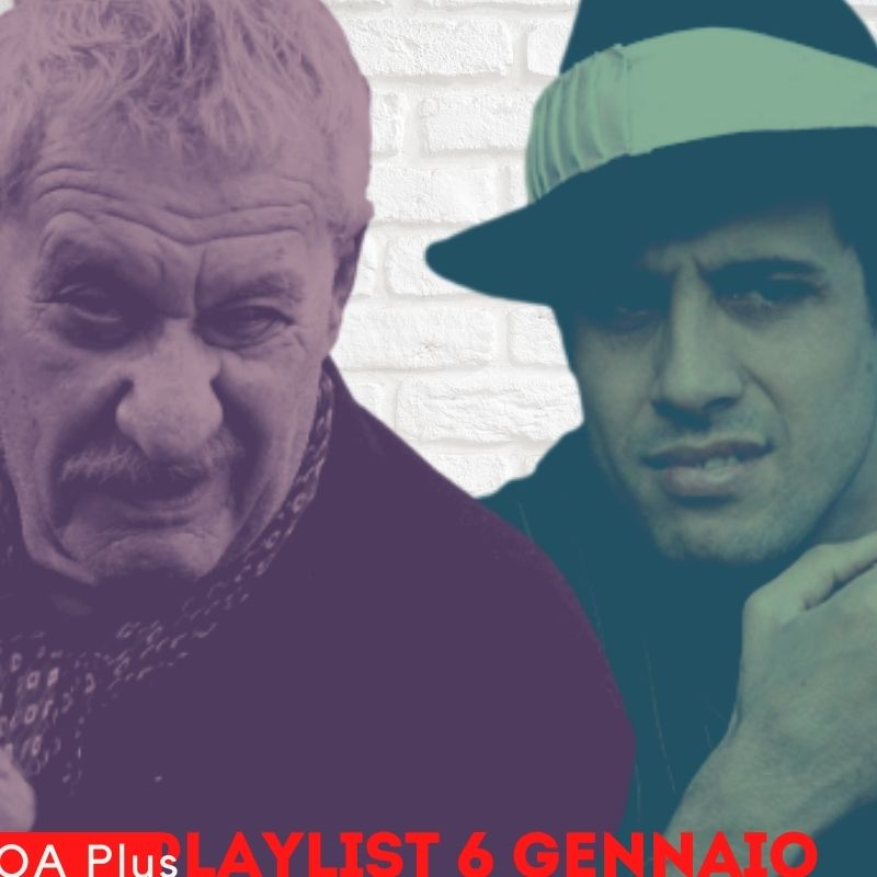 Buon compleanno Adriano Celentano e Paolo Conte! Ecco la playlist