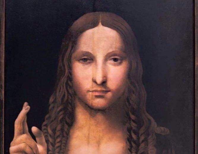 """Arte, ritrovato in un appartamento di Napoli il """"Salvator Mundi"""" di scuola leonardesca (VIDEO)"""