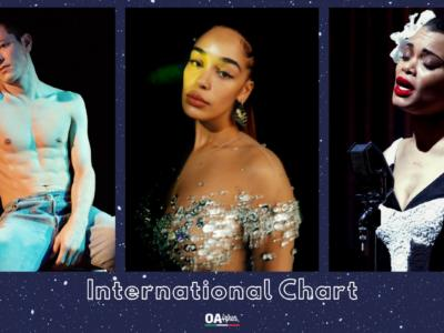 OA PLUS INTERNATIONAL CHART (WEEK 4/2021): trionfano la classe di Jorja Smith e di Andra Day e gli anni '80 riletti da Perfume Genius