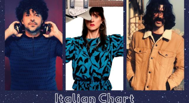 OA PLUS ITALIAN CHART (WEEK 4/2021): i ritorni di Cassandra Raffaele, Pier Cortese, Vasco Brondi e Garbo