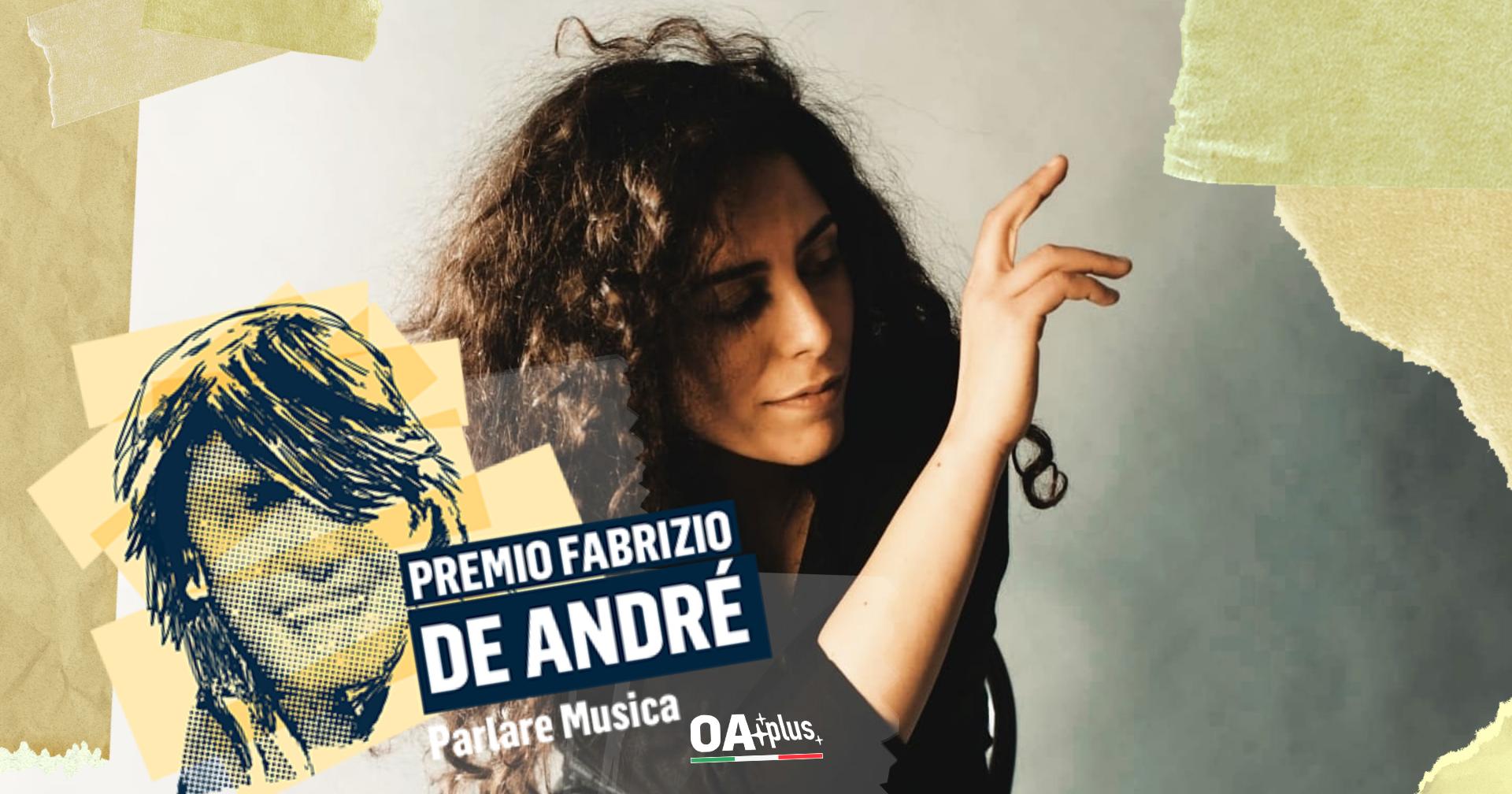 Premio De André: scopriamo la cantautrice Melga