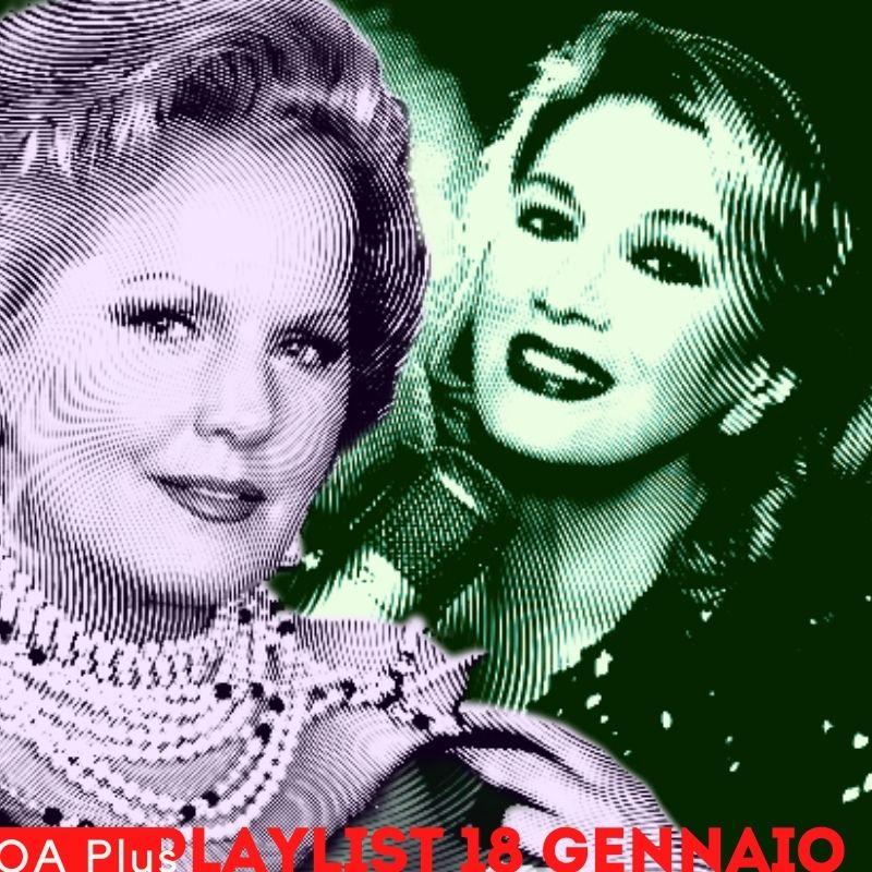 Buon compleanno Katia Ricciarelli e Iva Zanicchi! Ecco una playlist condivisa