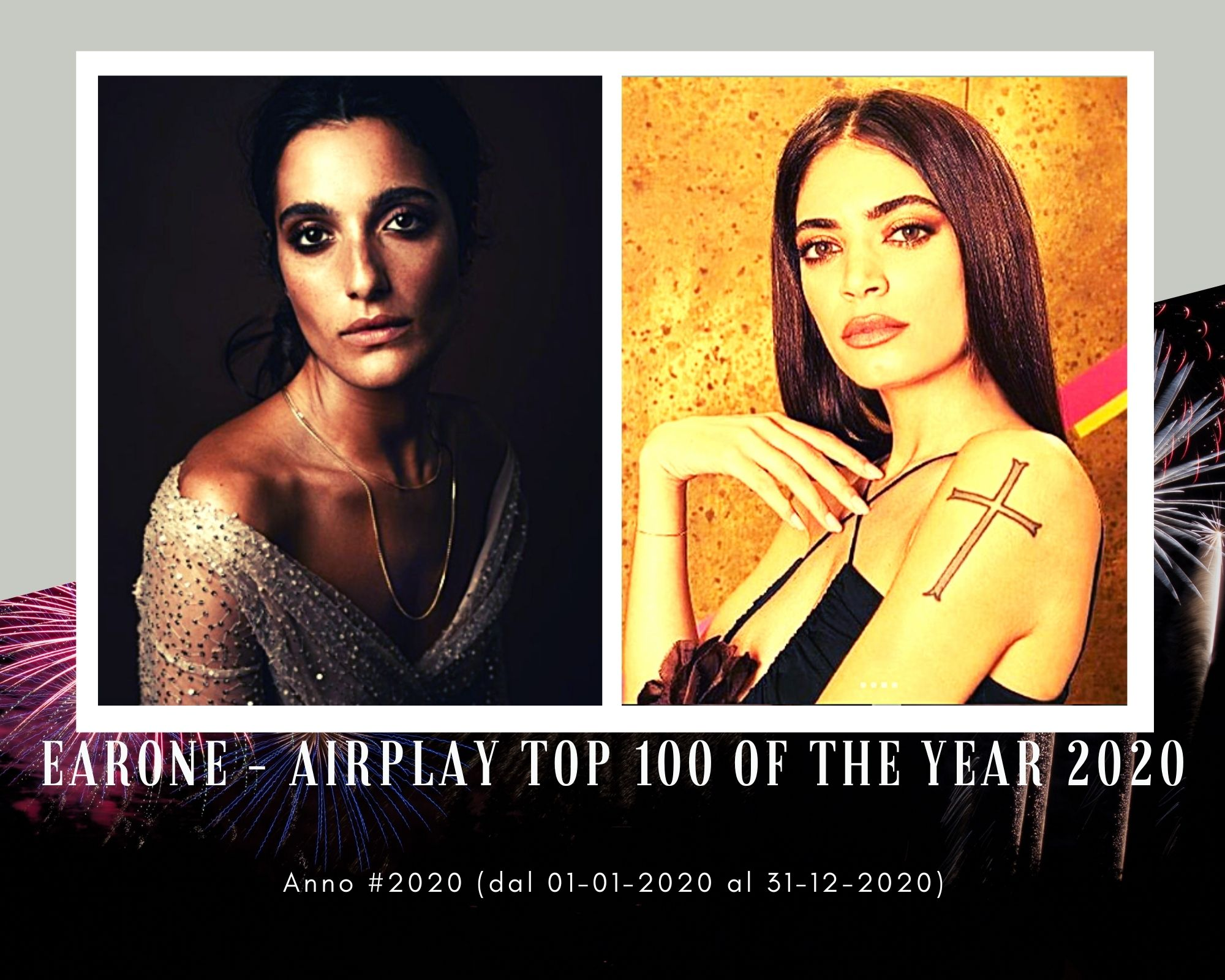 CLASSIFICA AIRPLAY 2020: La radio italiana è esterofila, Sanremo donna grazie a Levante e Elodie! ECCO LA TOP 50