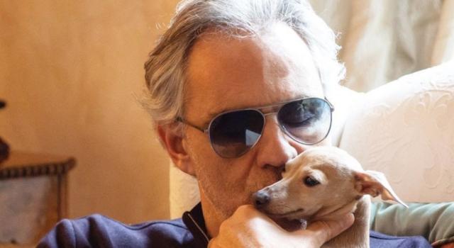 Andrea Bocelli, aperta inchiesta sulla morte della sua cagnolina