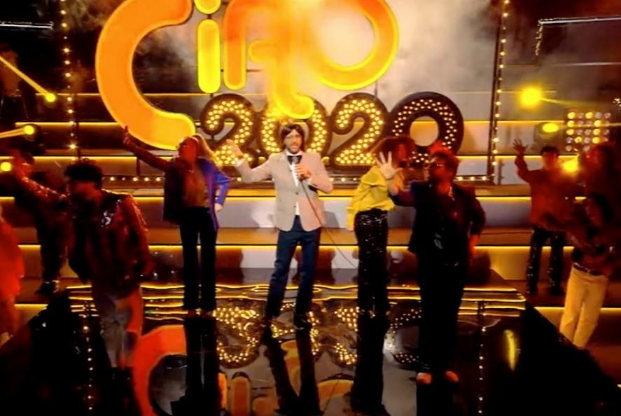 """""""Ciao 2020"""", il programma di capodanno russo ispirato alla canzone italiana spopola sul web"""