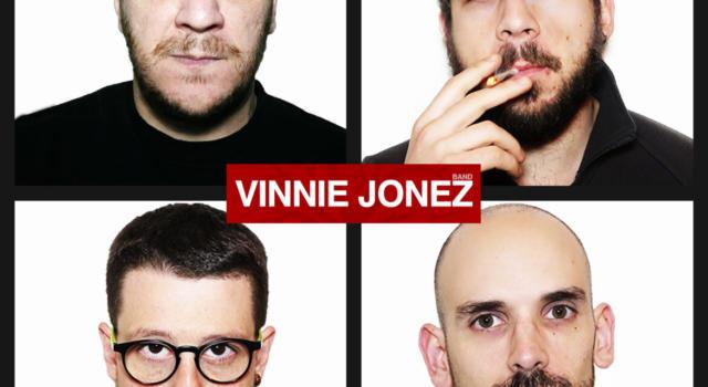 Mei, Rubrica. #NEWMUSICTHURSDAY. Intervista alla Vinnie Jonez Band