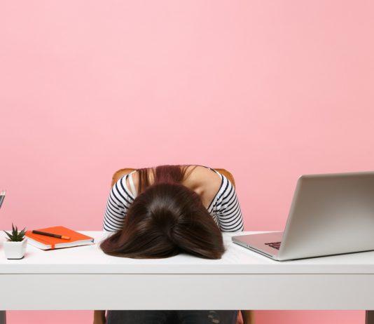 stanchezza e stress