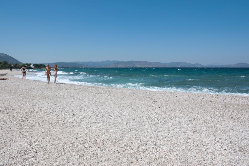 Grecia, ondata di caldo anomalo: a Creta raggiunti i 28 gradi