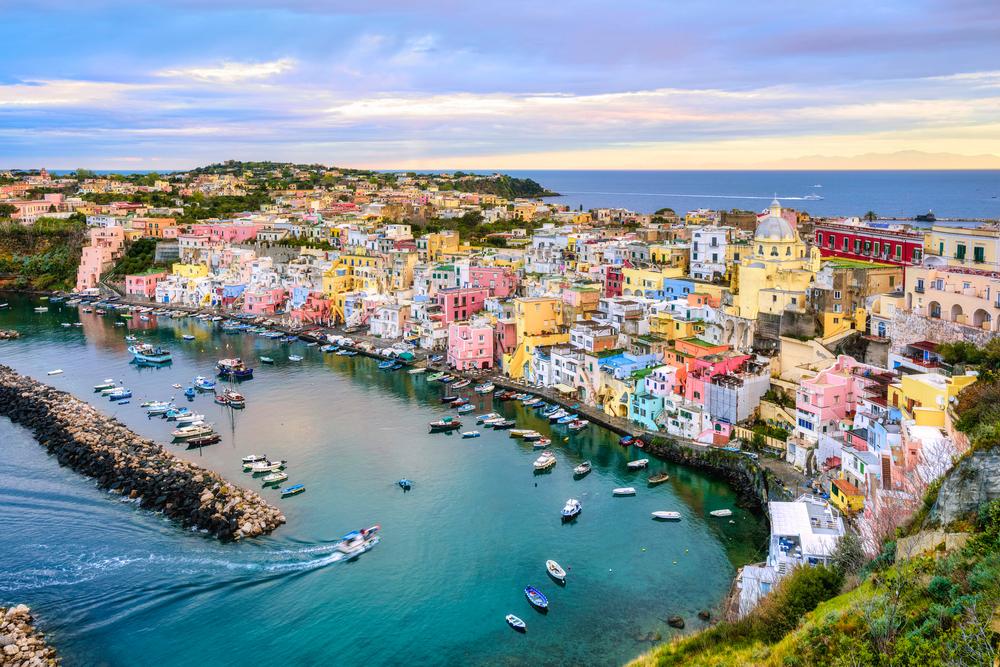 Capitale italiana della cultura 2022: eletta l'isola di Procida