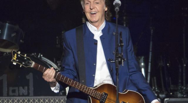 Paul McCartney, in libreria a novembre un autoritratto in 154 canzoni del baronetto di Liverpool