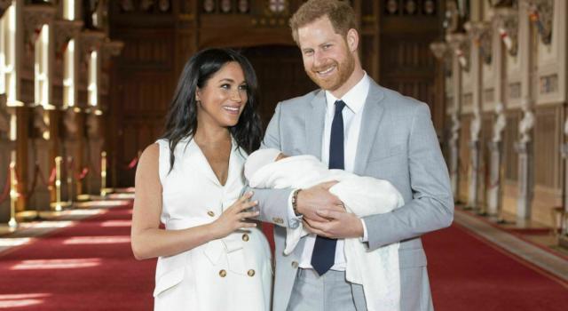 Reali d'Inghilterra, è in arrivo un altro figlio per Harry e Meghan
