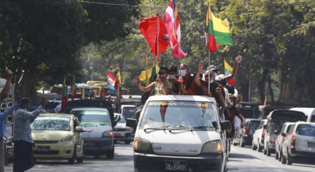 Myanmar, colpo di stato militare per elezioni senza brogli