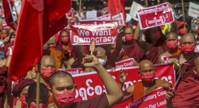 Myanmar: Ue e Usa pensano a nuove sanzioni contro i militari