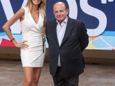 "Giancarlo Magalli: ""Adriana Volpe e Stefania Orlando non si sopportavano"""