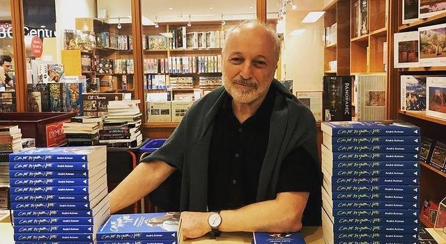"""André Aciman, autore di """"Chiamami Col Tuo Nome"""", torna nelle librerie con """"L'ultima estate"""""""