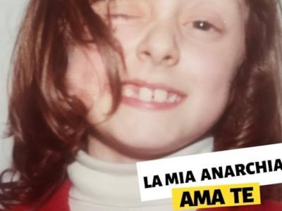 """""""La mia anarchia ama te"""": il graffio vincente di Cassandra Raffaele"""