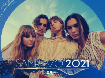 SANREMO 2021: Scopriamo i Måneskin