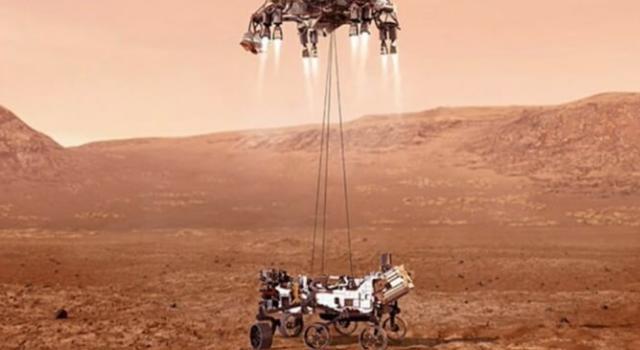 Marte, arriva il rover della NASA. Segui la DIRETTA (VIDEO)