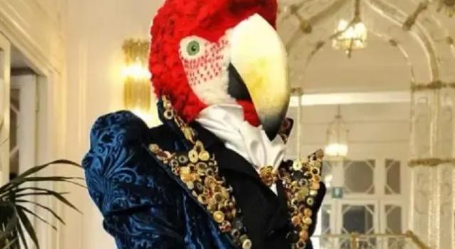 """Il Pappagallo a """"Il Cantante Mascherato"""": Chi è? Tutte le ipotesi in vista della terza puntata"""
