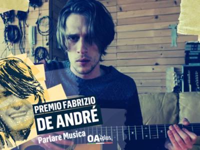 Premio De André: scopriamo Sebastiano Pagliuca