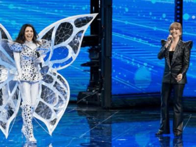 Il Cantante Mascherato batte il GF VIP. Boom d'ascolti per la Finale e proteste social per la mancata vittoria della Farfalla-Mietta