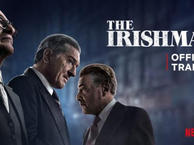 """The IRISHMAN"""