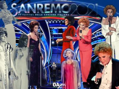 Tutti i Sanremo di Ornella Vanoni