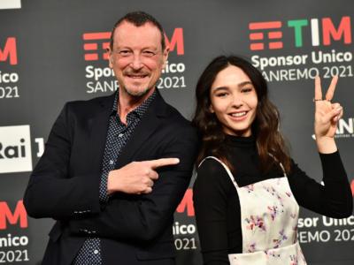 LIVE Sanremo 2021 in DIRETTA. La prima puntata di MARTEDÌ 2 MARZO: Annalisa prima! Sul podio della prima serata anche Noemi e Fasma