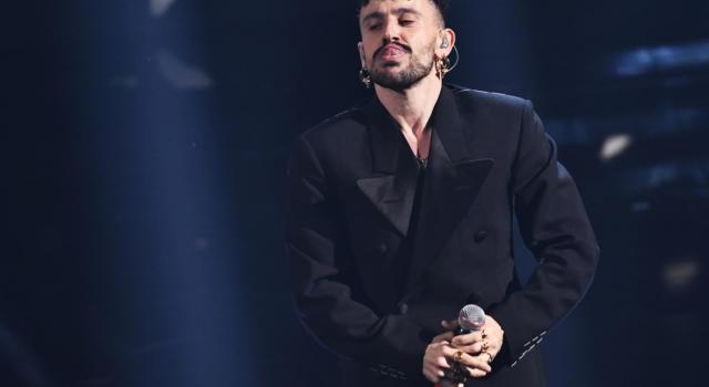 """Sanremo 2021: Aiello sulla performance della prima serata: """"Un urlo che proveniva dal cuore"""""""